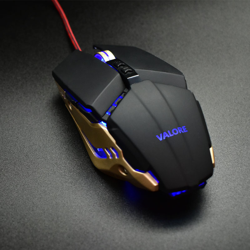 Valore-AURUM---Gaming-Mouse-(AC49)-LED-light