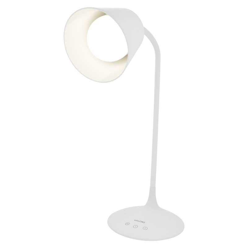 Valore-Adjustable-Gooseneck-LED-Table-Lamp-(LTL16)-Daylight