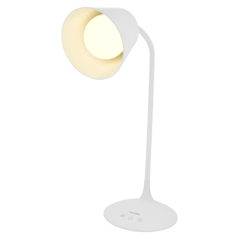 Valore-Adjustable-Gooseneck-LED-Table-Lamp-(LTL16)-Warm-light