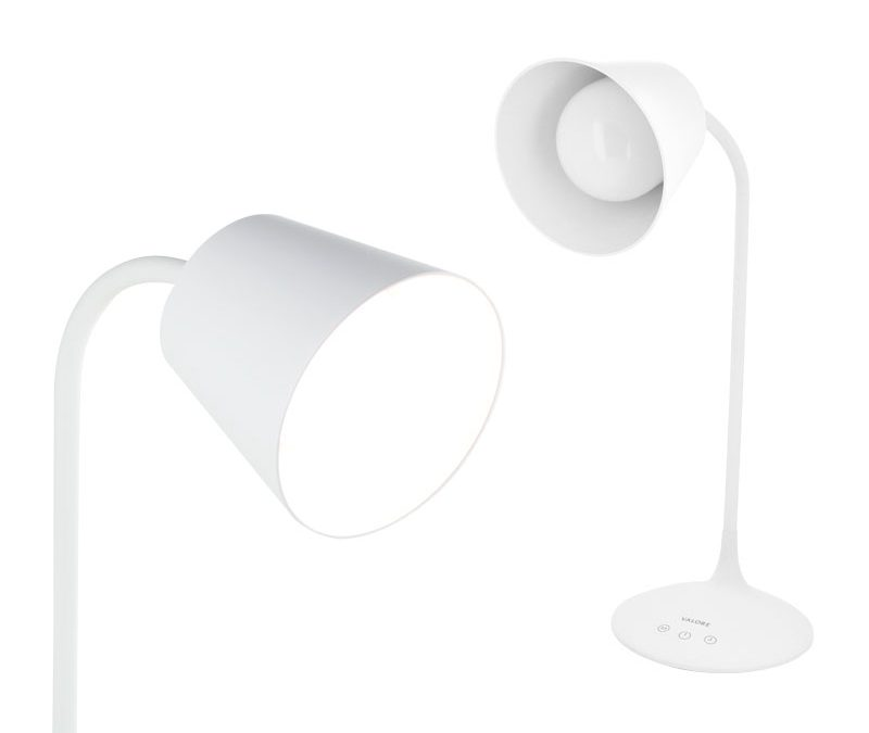 Valore Adjustable Gooseneck LED Table Lamp (LTL16)