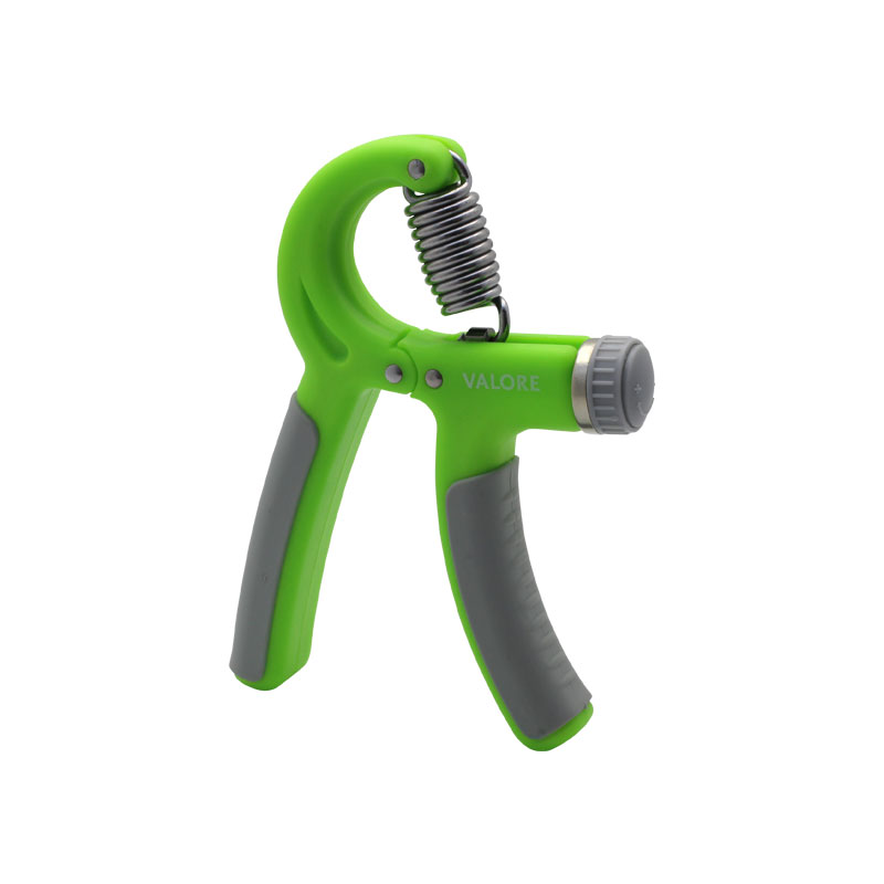 Valore-Adjustable-Hand-Grip-(VHA-005)-Green