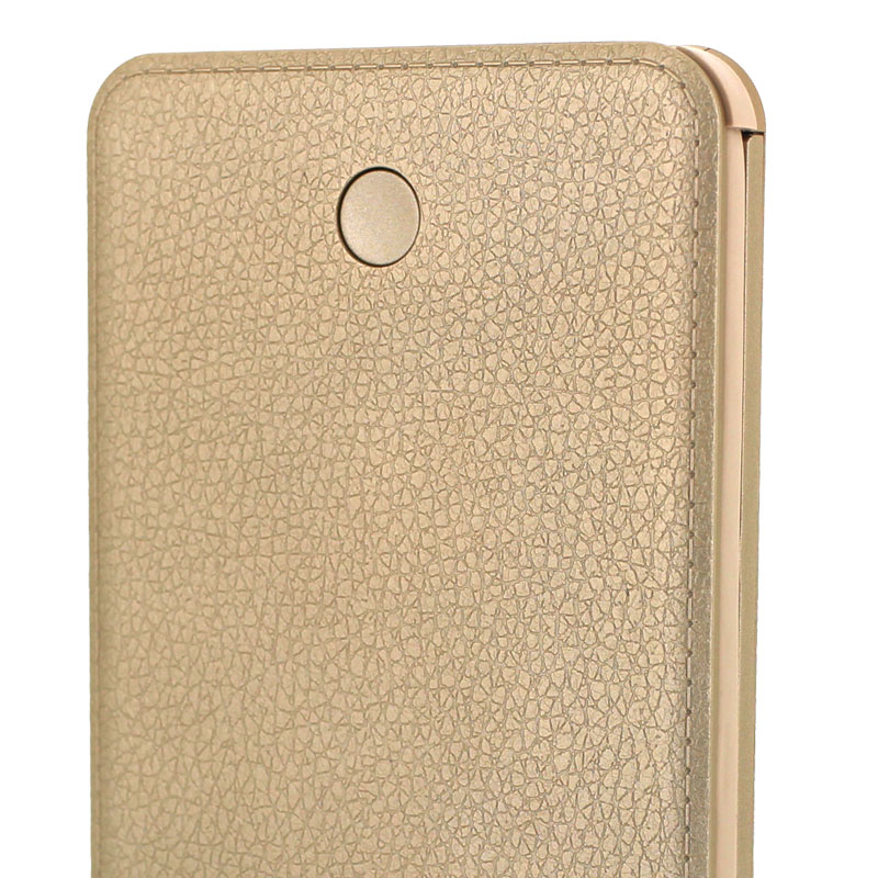 Valore-Alligator---8000mAh-Power-Bank-(PB19)-Gold-power-button