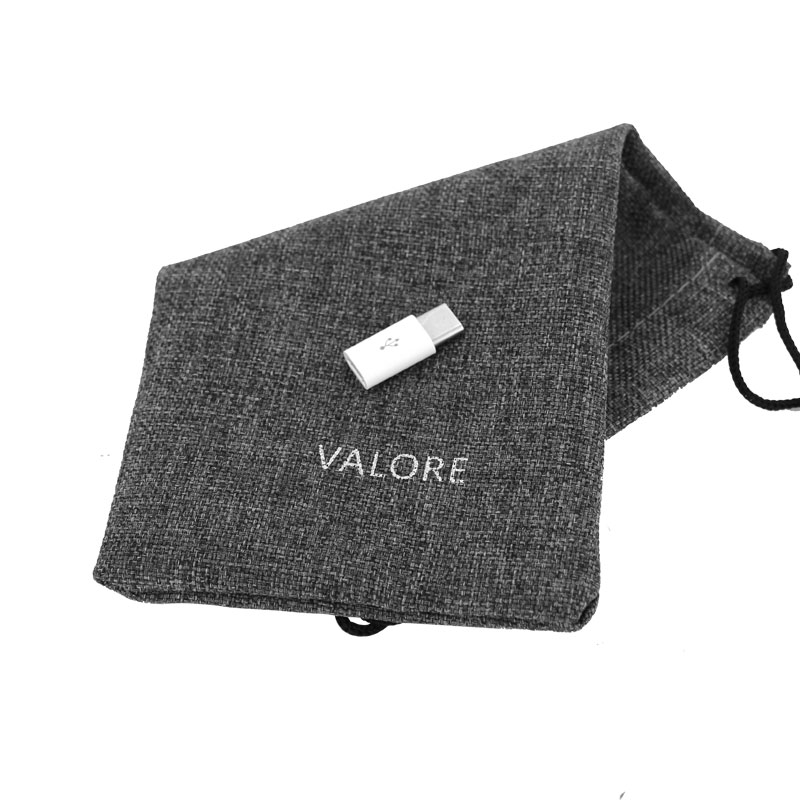 Valore-Alligator---8000mAh-Power-Bank-(PB19)-pouch-and-type-c-adaptor