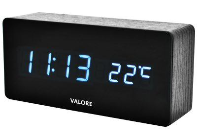 Valore Auto Digital Clock (LWC01)