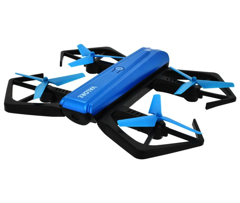 Valore BLUEJAY – Foldable Mini Drone with WiFi Camera (LA17)