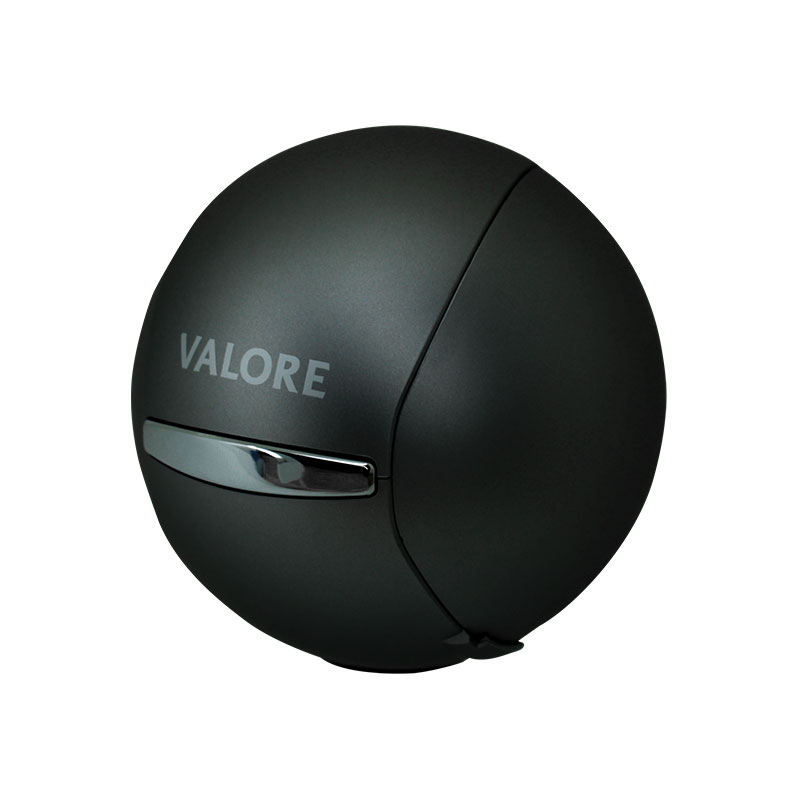 Valore-Ball-Shaped-Wireless-Speaker-(BTS298)-black-close