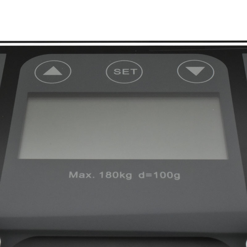 Valore-Body-Composition-Monitor-(VF-007)-Grey-Display
