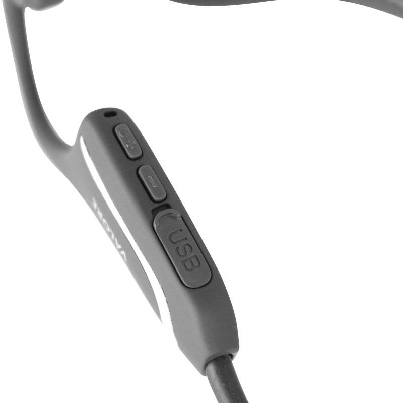 Valore-Bone-Conduction-Wireless-Earphones-(BTS33)-Charging-port-and-control