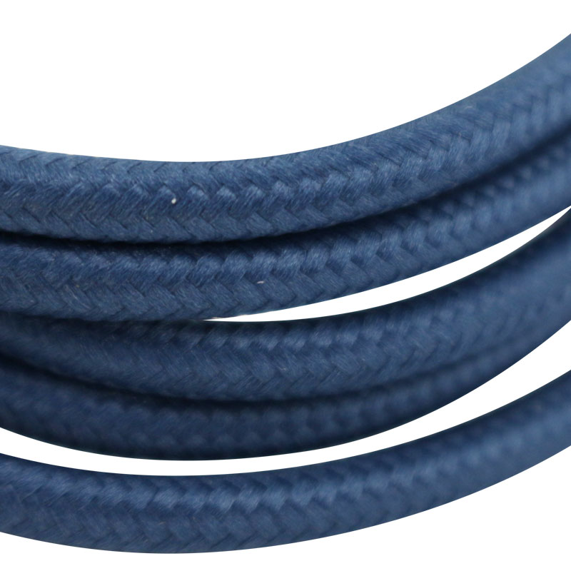 Valore-Braided-USB-A-To-USB-C-Cable-(AC136)-Blue-Braided