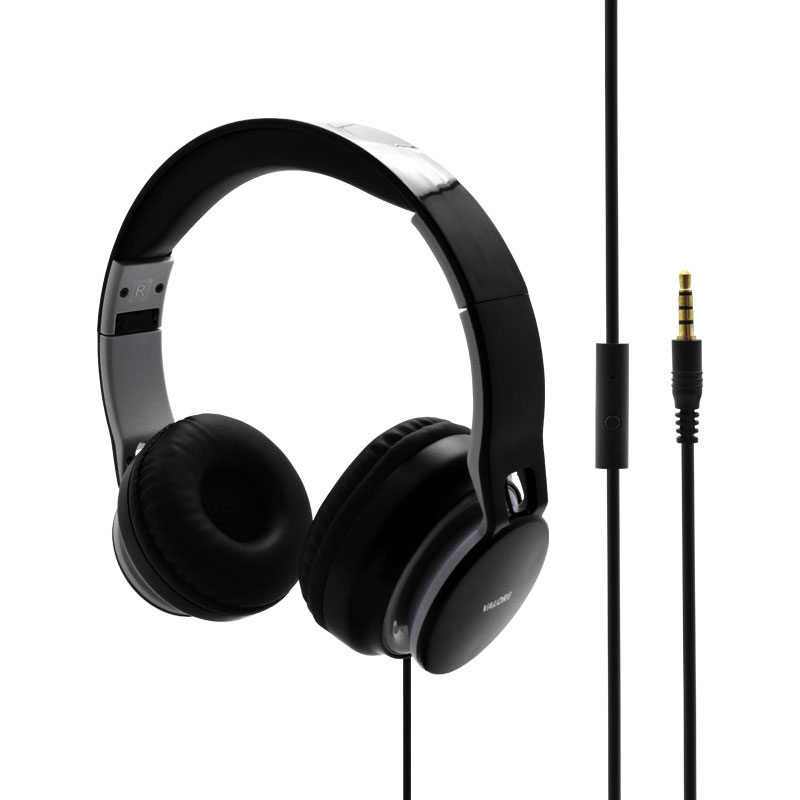 Valore-Bullfinch---On-Ear-Headphone-(HS0017)-Black