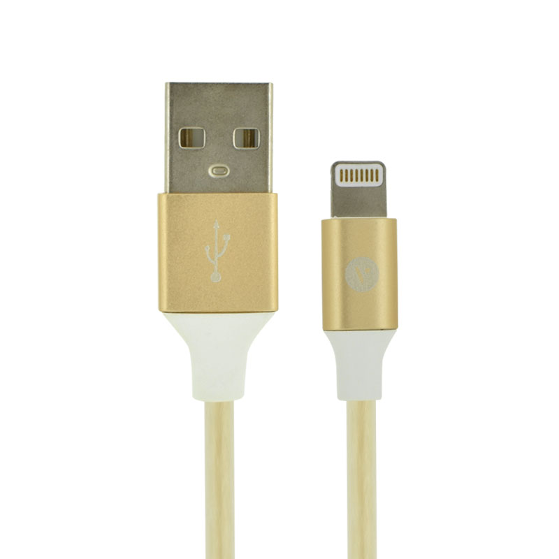 Valore-Charge-&-Sync-Connector-Cable--Gold(MA06)
