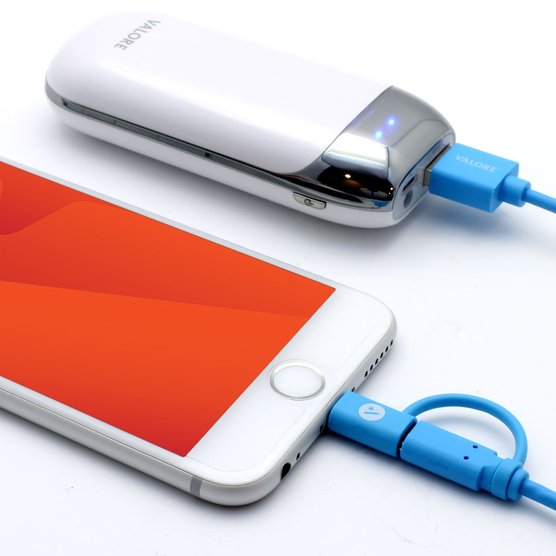 Valore-Charge-and-Sync-Lightning-Cable-with-Micro-USB-Connector-(V-MA138)-iPhone