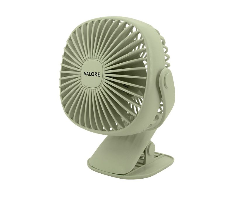 Valore Clip-On Fan With Night Light Function (AC75)