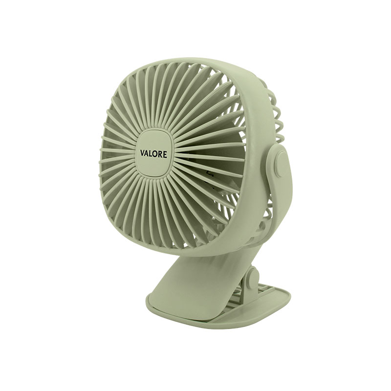 Valore-Clip-On-Fan-With-Night-Light-Function-(AC75)-Green