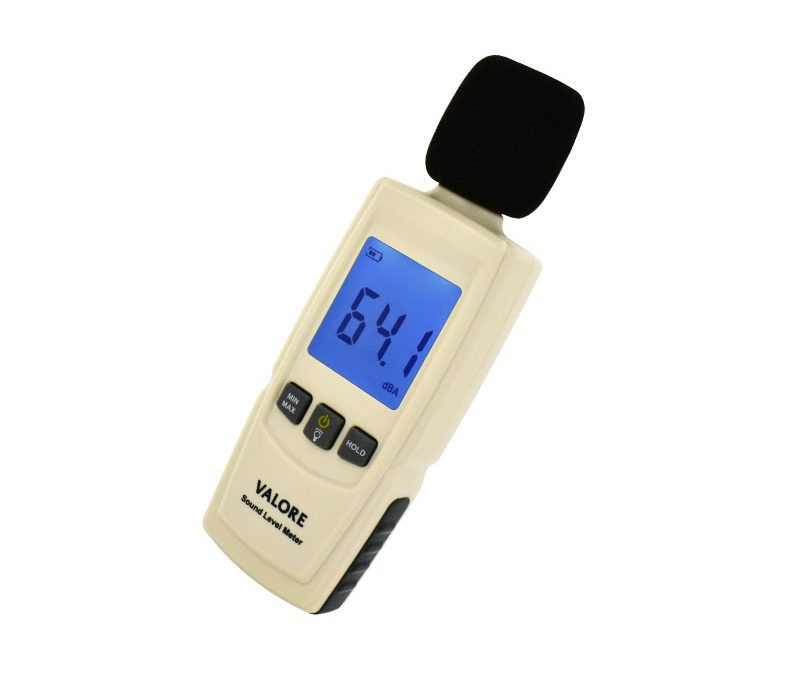 Valore Digital Sound Level Meter (LA15)