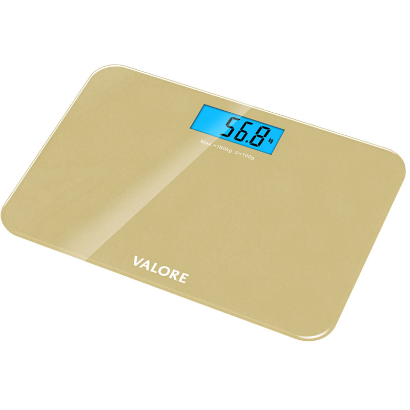 Valore-Digital-Weighing-Scale-Champagne-Gold-(VF-003)