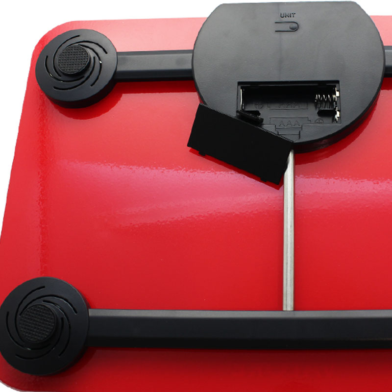 Valore-Digital-Weighing-Scale-Red-Battery-Compartment-(VF-003)