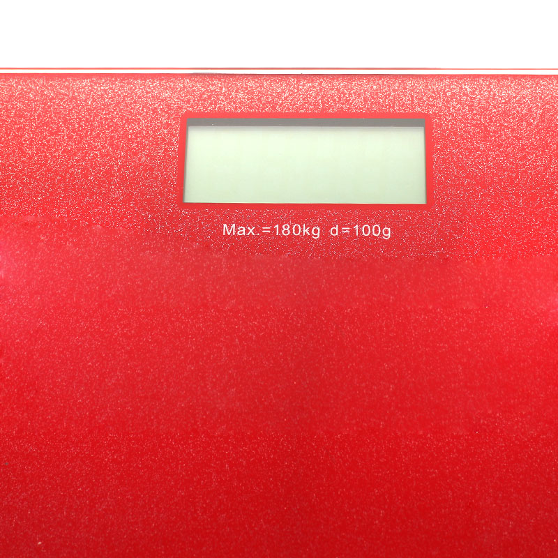 Valore-Digital-Weighing-Scale-Red-display-(VF-003)