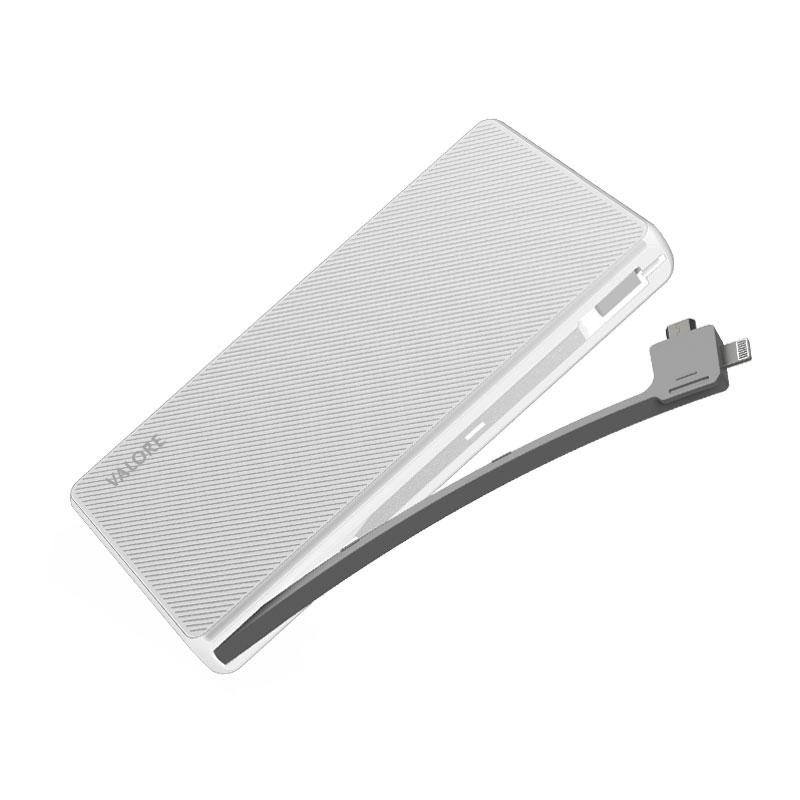 Valore-Emu---10000mAh-Power-Bank-(PB17)-White