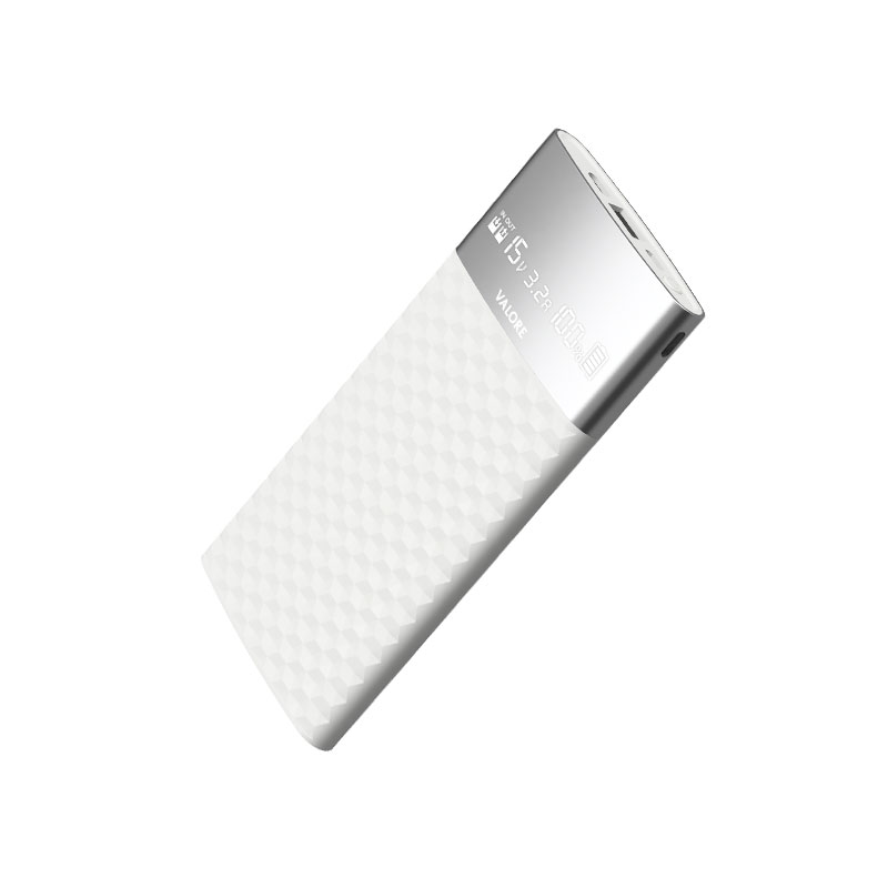 Valore-GEOMETRY---1000mAh-Power-Bank-(PB24)-White