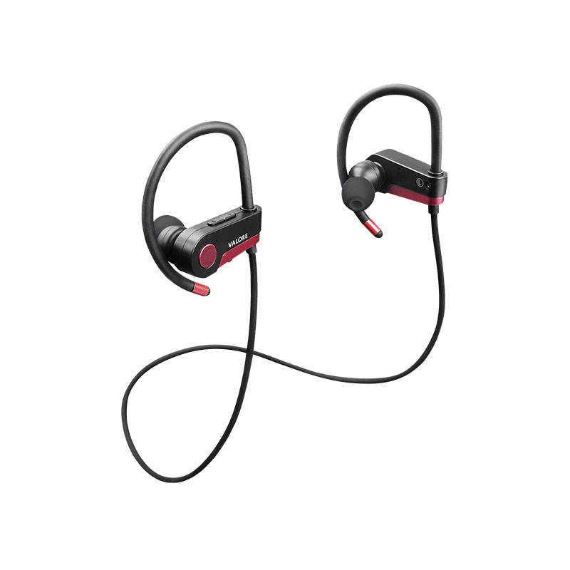 Valore-Grosbeak---Wireless-Sports-Earphone-(BTS04)-Red