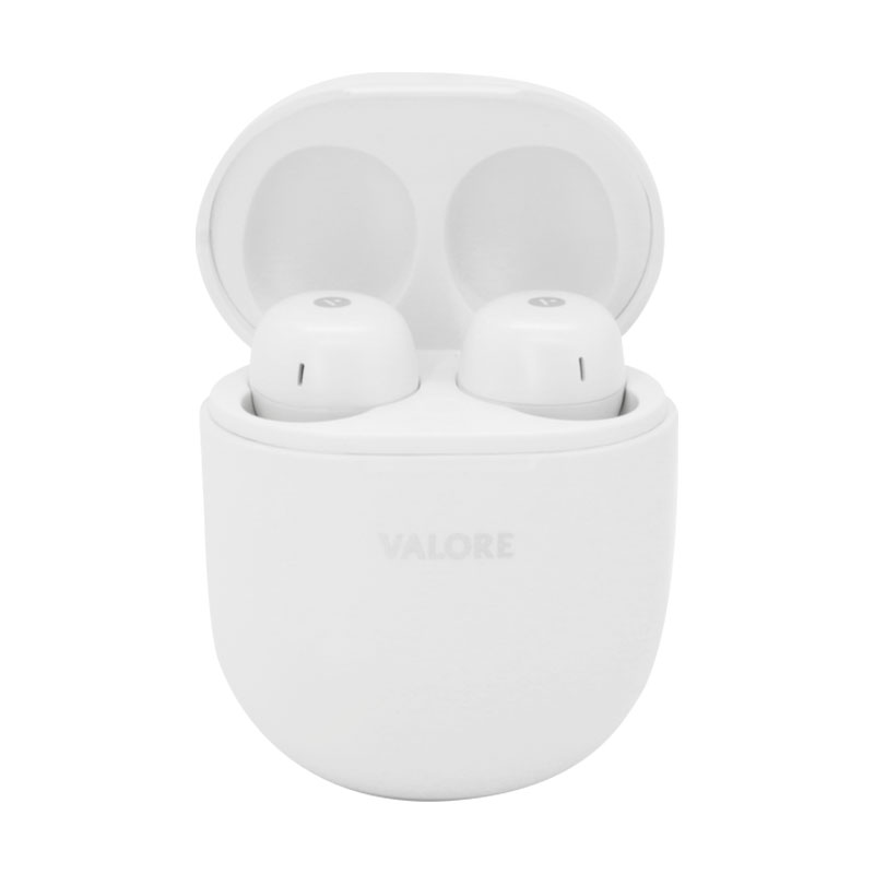 Valore Inspire Air - True Wireless Earbuds (BTi39) White Case