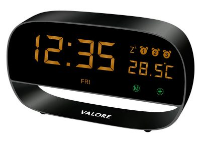 Valore LED Clock With Night Light Function (LA20)