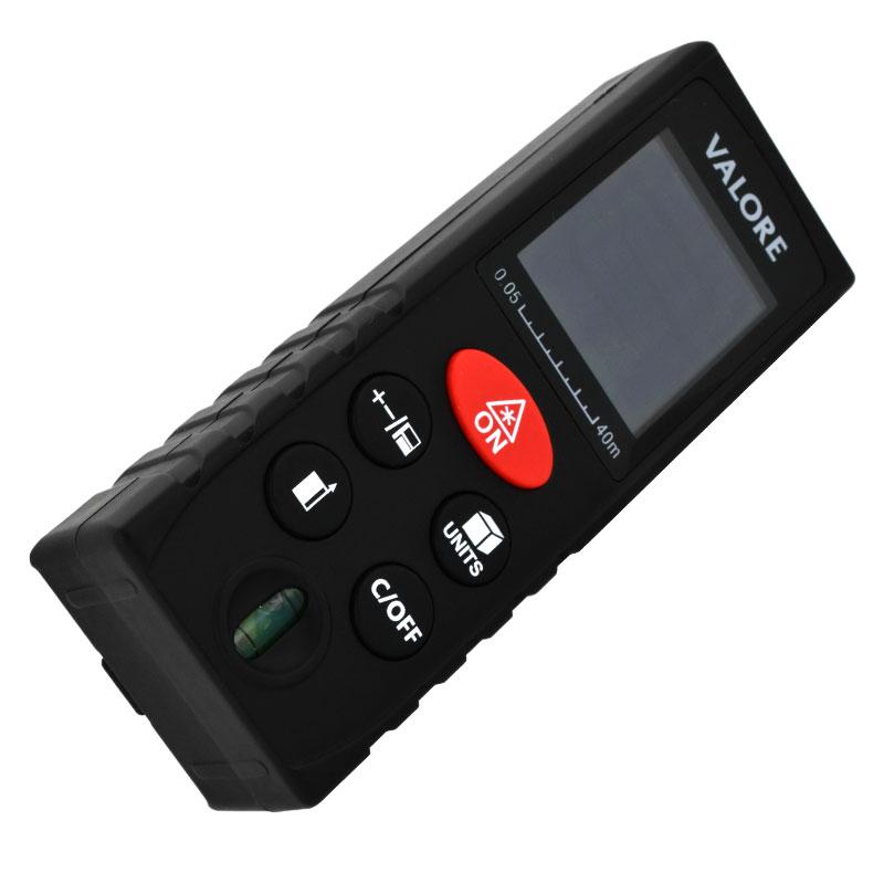 Valore-Laser-Distance-Meter-(LA13)-controls