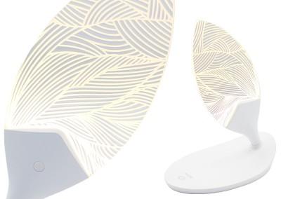 Valore Leaf Design LED Table Lamp (LTL10)