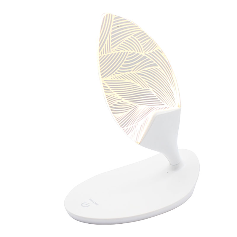 Valore-Leaf-Design-LED-Table-Lamp