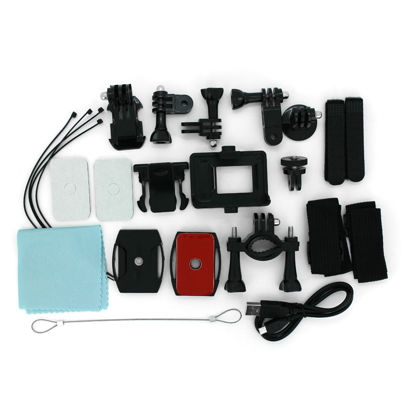 Valore-Maximal---1080P-Full-HD-WiFi-Action-Camera-(VMS56)-accessories