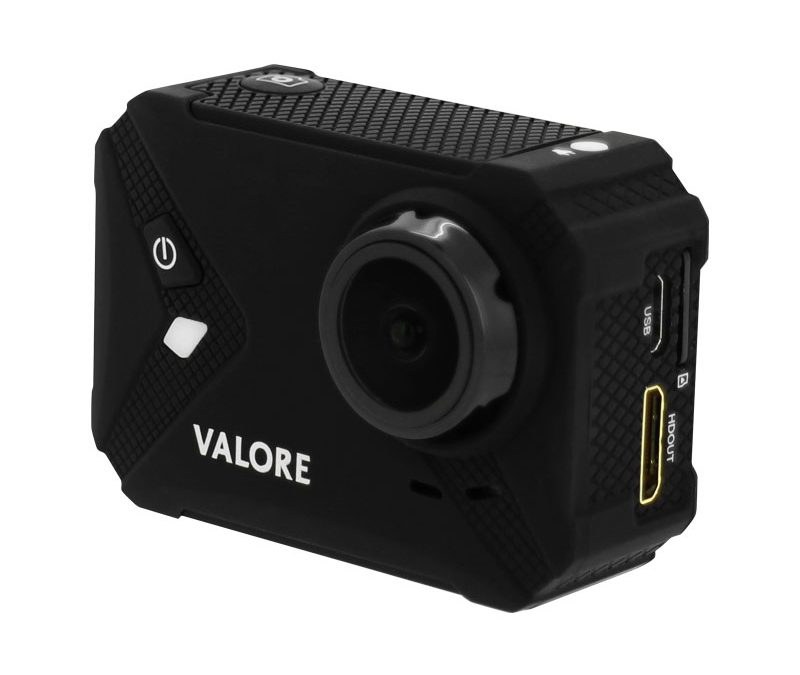 Valore MAXIMAL – 1080P Full HD WiFi Action Camera (VMS56)