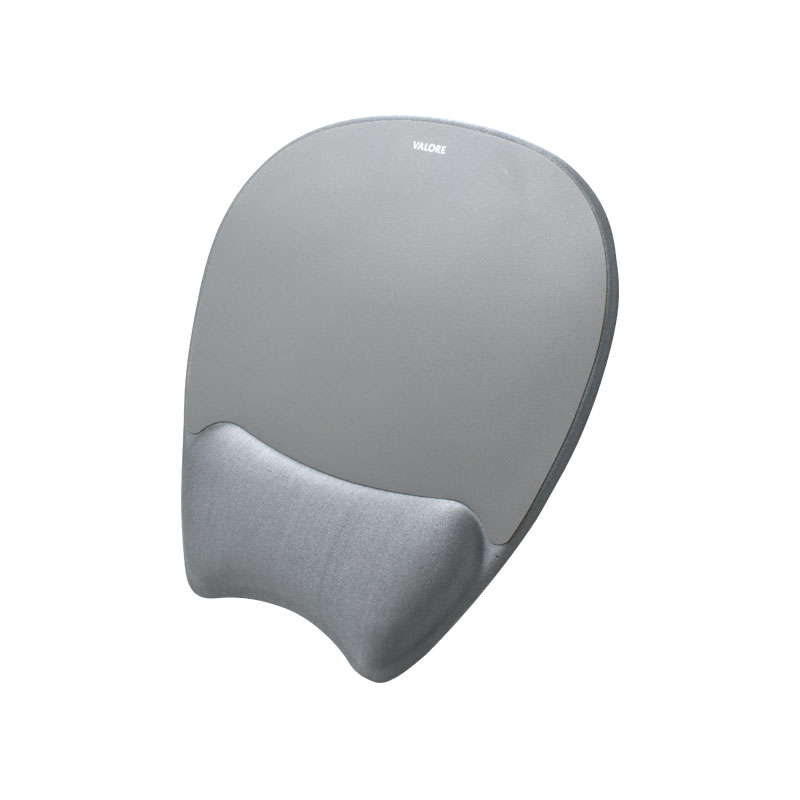 Valore-Mouse-Pad-With-Wrist-Support-(AC77)-Grey