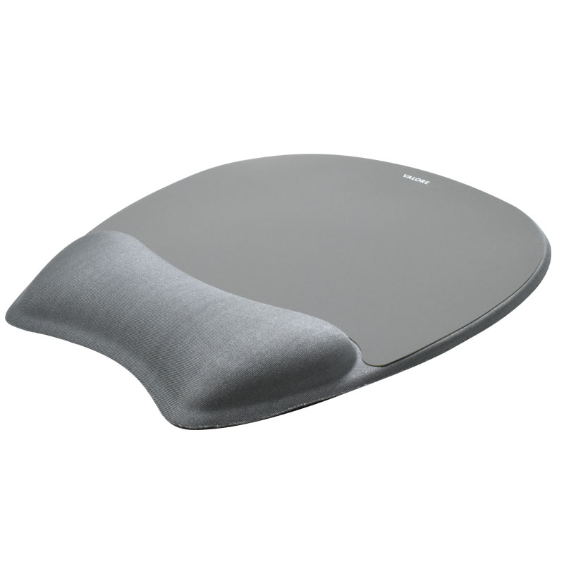 Valore-Mouse-Pad-With-Wrist-Support-(AC77)-Wrist-support-Grey