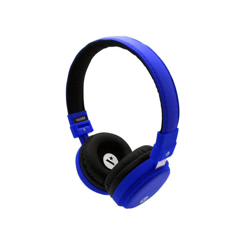 Valore-Music-Headset-(HS0005)-(Blue)
