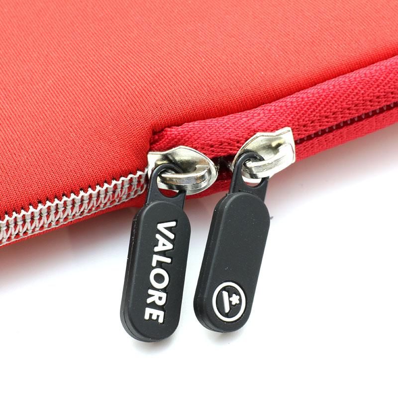 Valore-Neoprene-Carrying-Case-V-MA158-Red-Zip