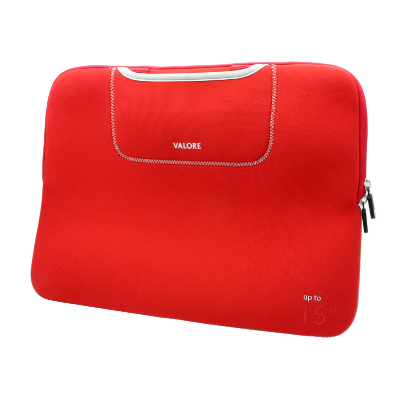 Valore-Neoprene-Carrying-Case-V-MA158-Red