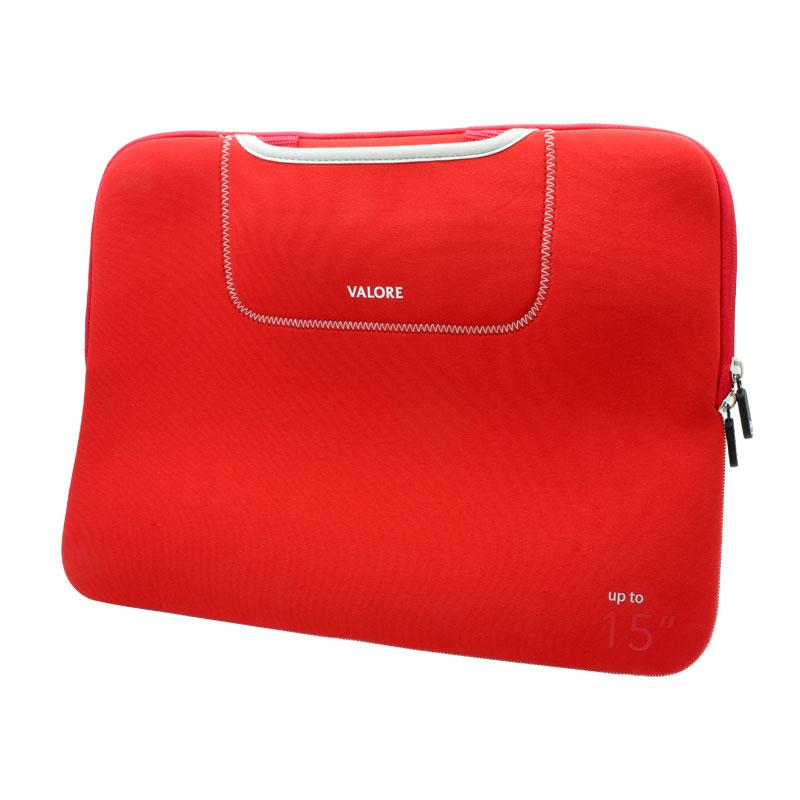 Valore-Neoprene-Carrying-Case-V-MA158-Red
