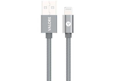Valore Nylon Braided Lightning Cable (MA51)