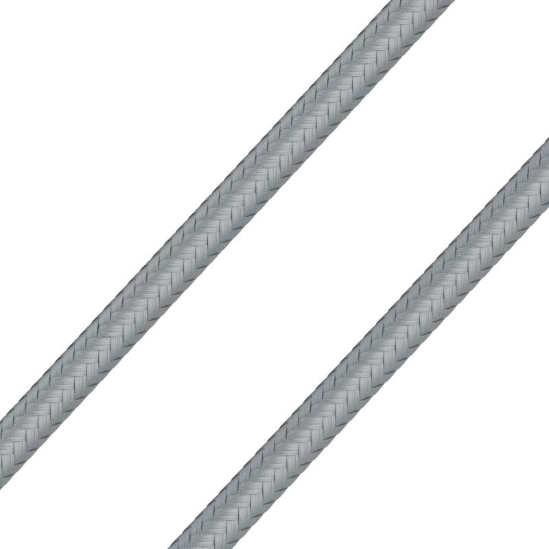 Valore-Nylon-Braided-Lightning-Cable-(MA51)-Grey-Nylon-Braided
