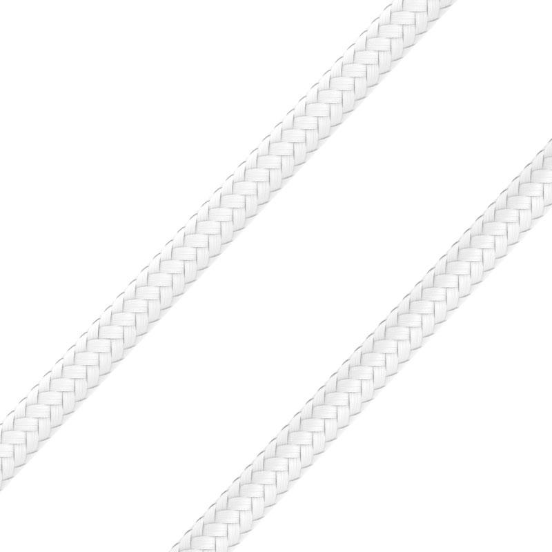 Valore-Nylon-Braided-Lightning-Cable-(MA51)-Silver-Nylon-Braided