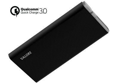Valore Peregrine – Qualcomm Quick Charge 10000mAh Power Bank (PB18-QC)