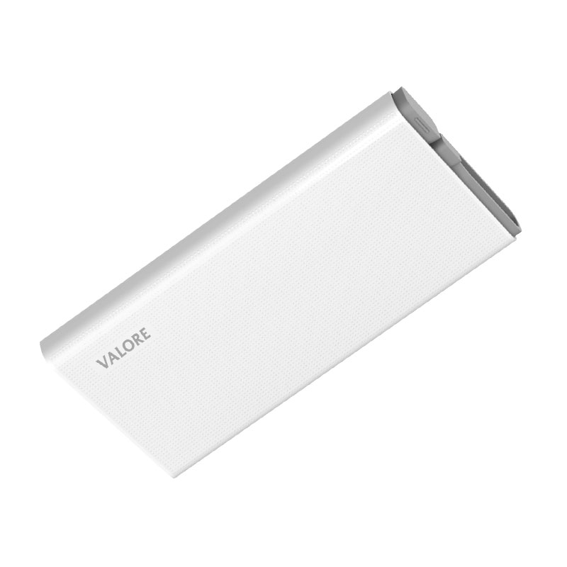 Valore-Peregrine---Qualcomm-Quick-Charge-10000mAh-Power-Bank-(PB18-QC)-White