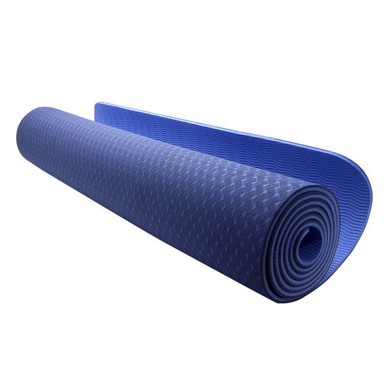 Valore-Premium-Reversible-Yoga-Mat-6mm-VHA-003-Blue