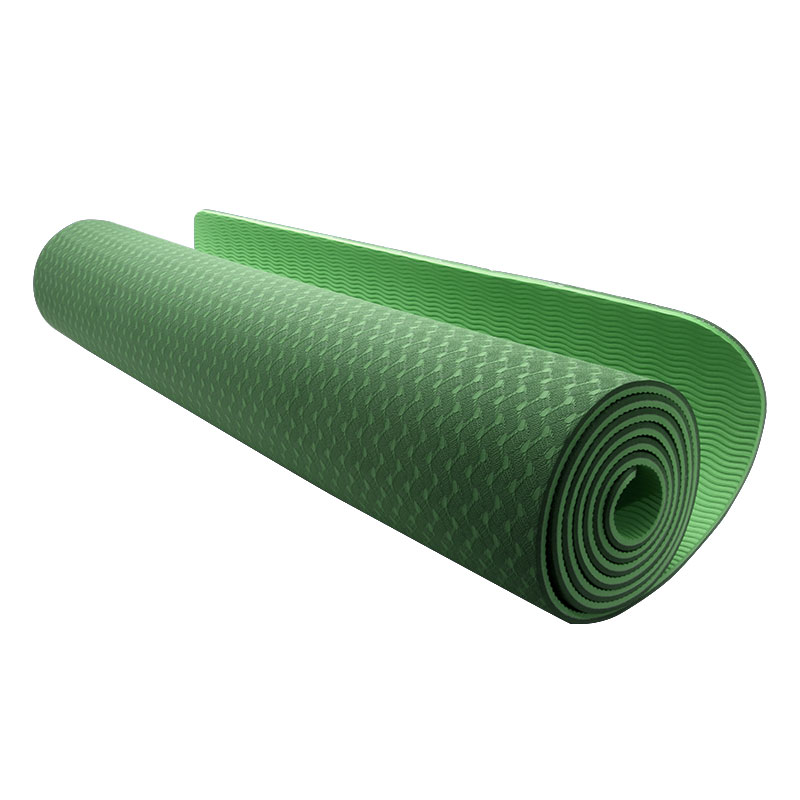 Valore-Premium-Reversible-Yoga-Mat-6mm-VHA-003-Green
