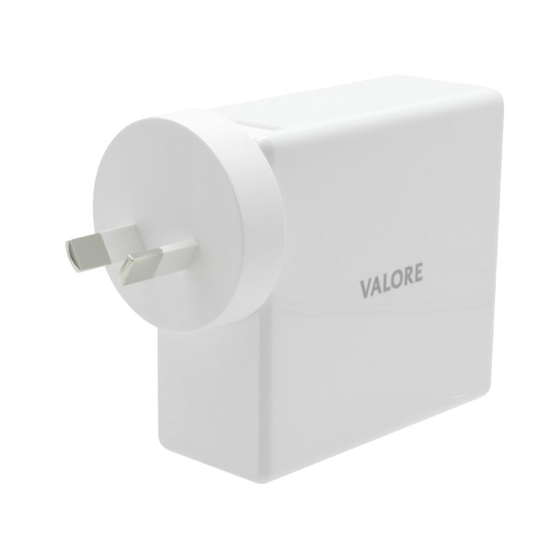 Valore-QC3.0-USB-+-60W-USB-C-Travel-Adaptor-Kit-(AC-PD60W)-AU