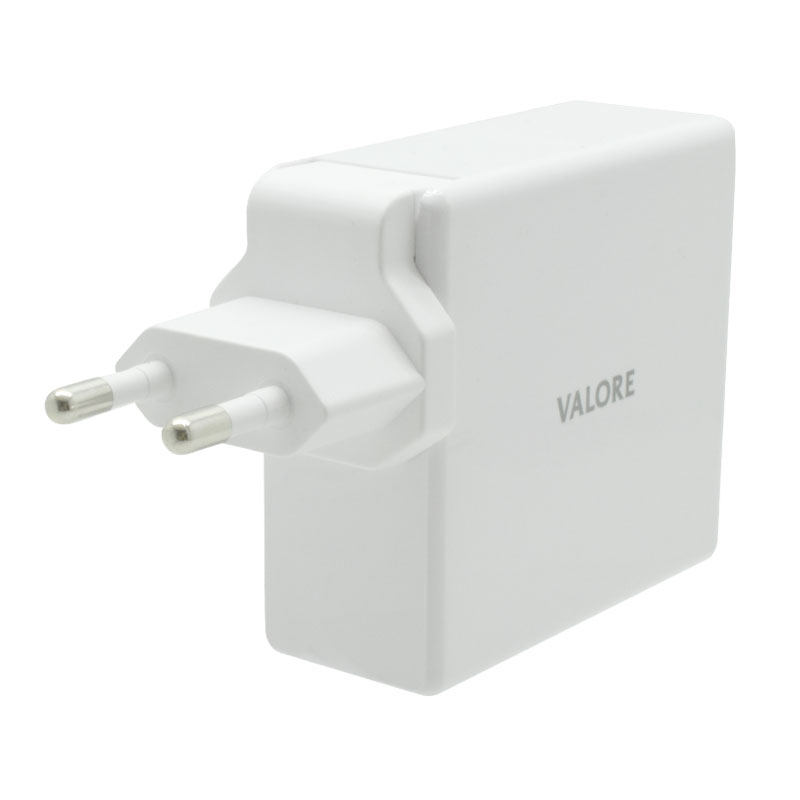 Valore-QC3.0-USB-+-60W-USB-C-Travel-Adaptor-Kit-(AC-PD60W)-EU