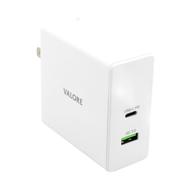 Valore-QC3.0-USB-+-60W-USB-C-Travel-Adaptor-Kit-(AC-PD60W)-Ports