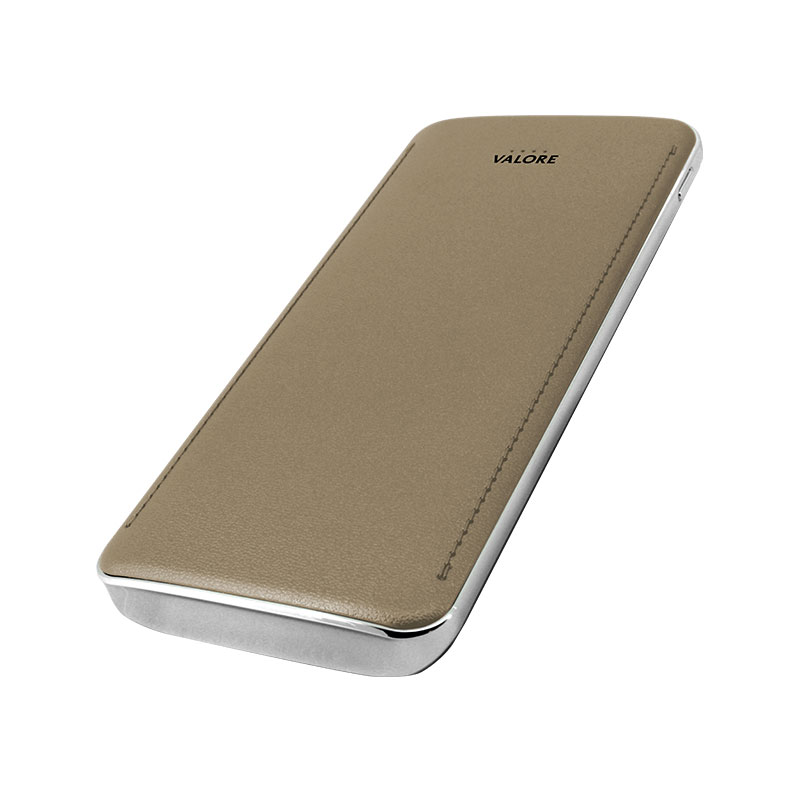 Valore-Quick-Charge-8000mAh-Power-Bank-(PB06-QC)-Gold