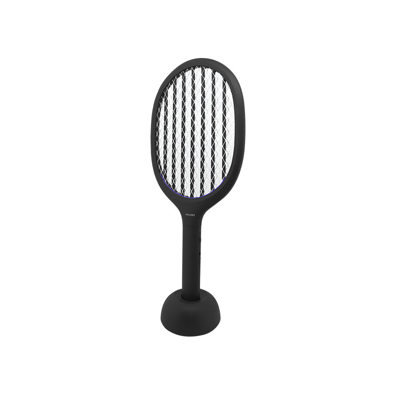 Valore-Rechargeable-Electric-Mosquito-Swatter-(AC94)-Black